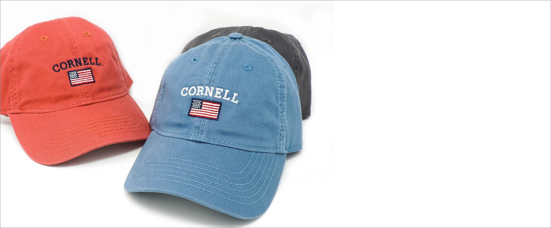 2ce666329454d Timeless Cornell Caps