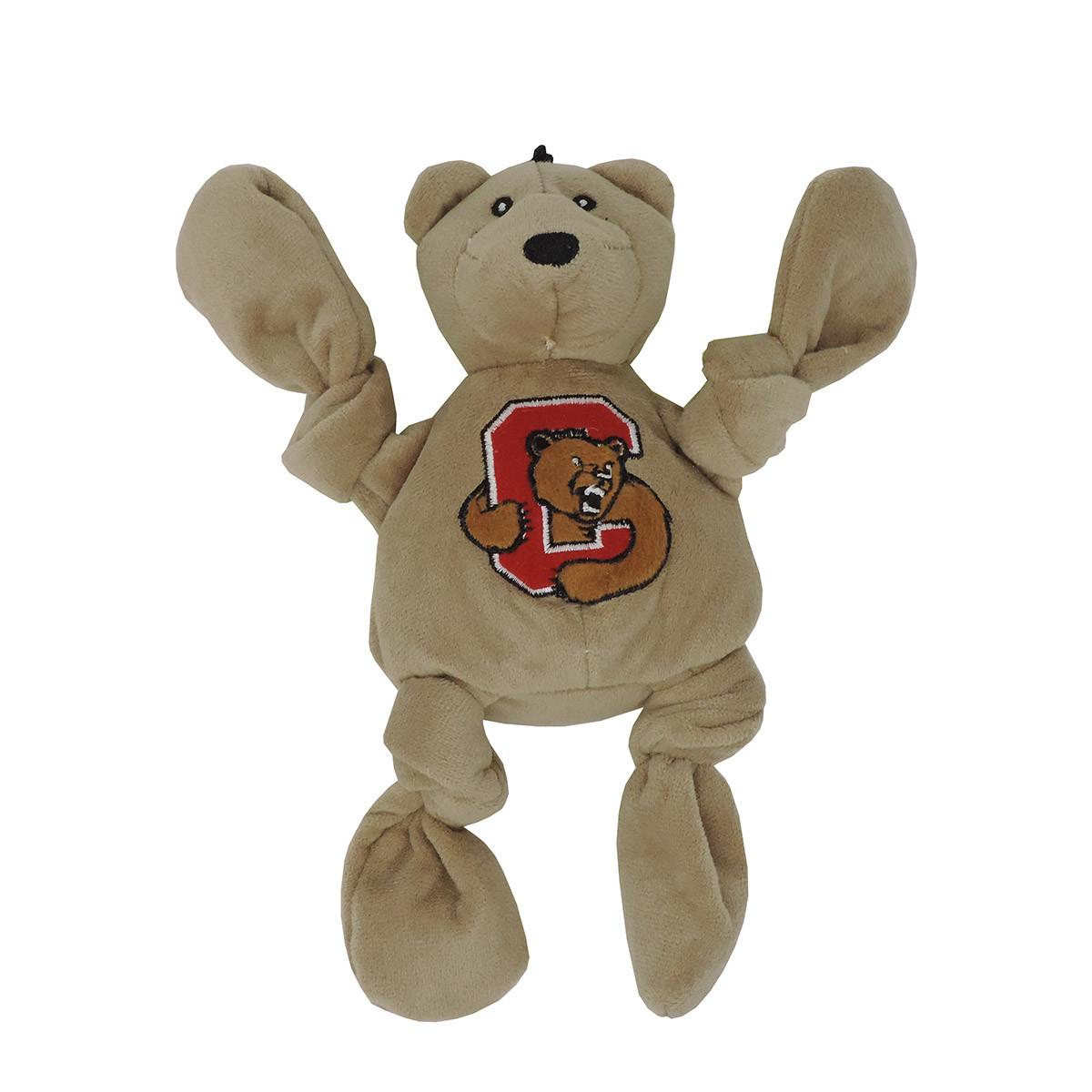 bear dog toy