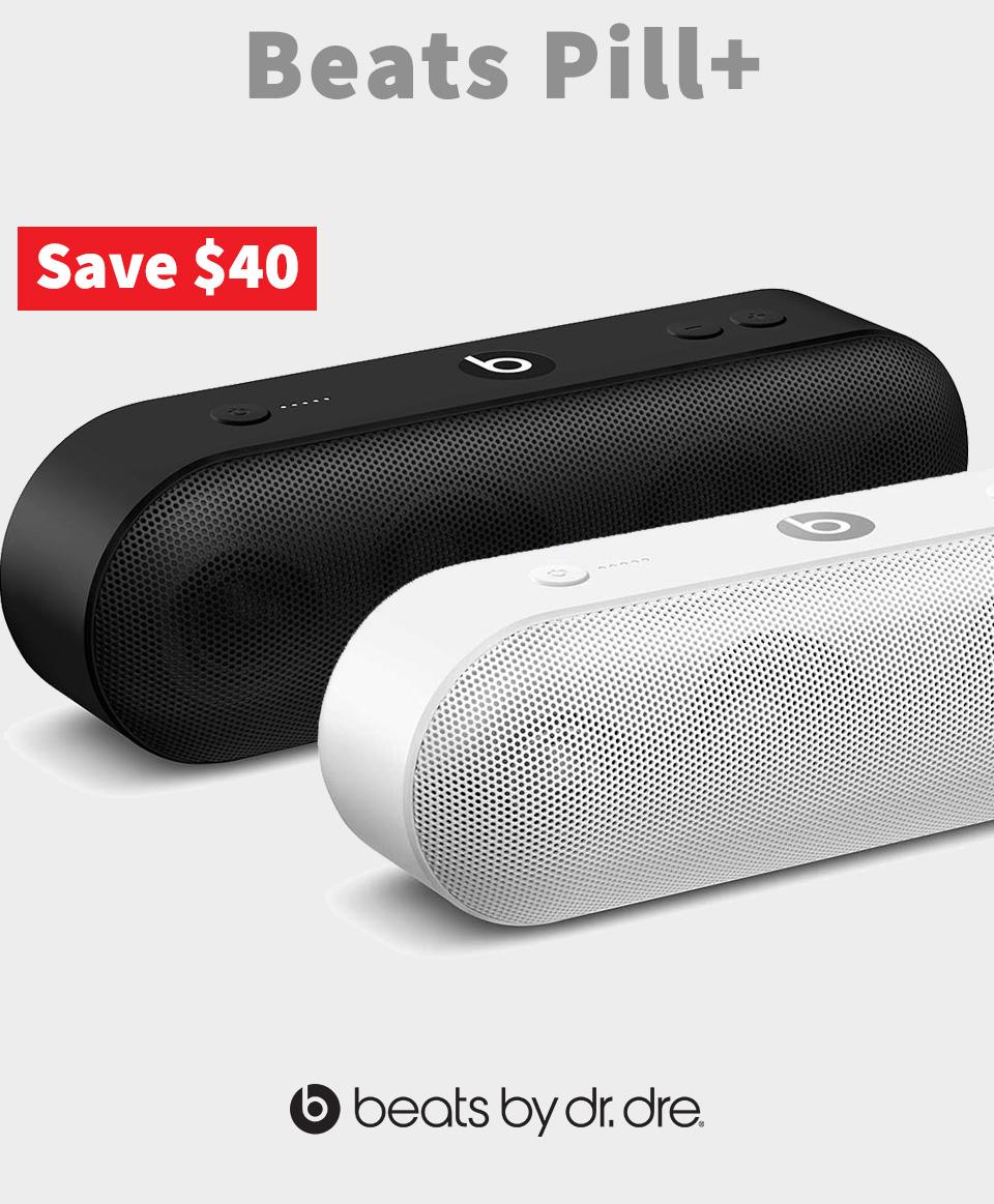 Save $40 on Beats Pill
