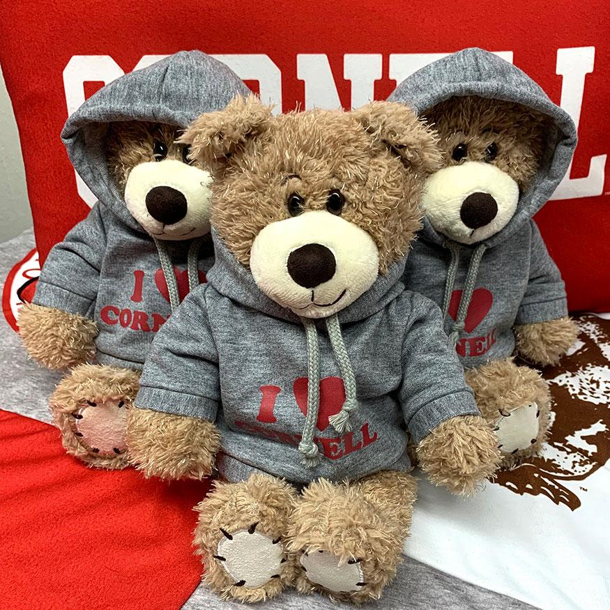 Cornell Plush Stuffed Animals