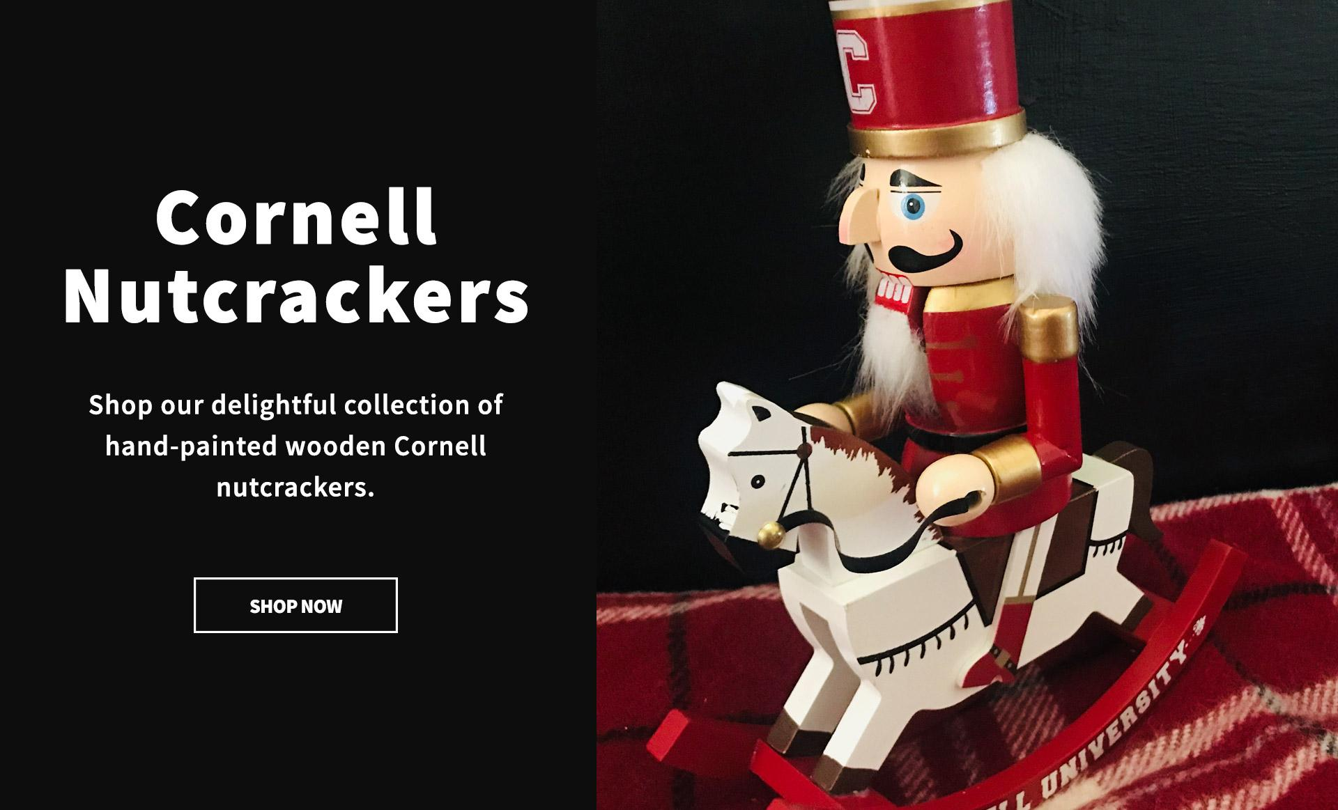 Shop Cornell Nutcrackers