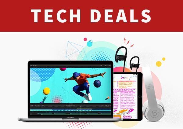 Buy a Mac or iPad Pro. Get Beats.
