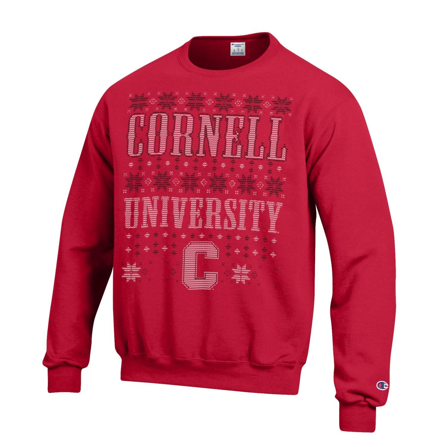 a02352a49590e Champion Cornell Red Ugly Sweatshirt.  14.99  29.99. Quick View