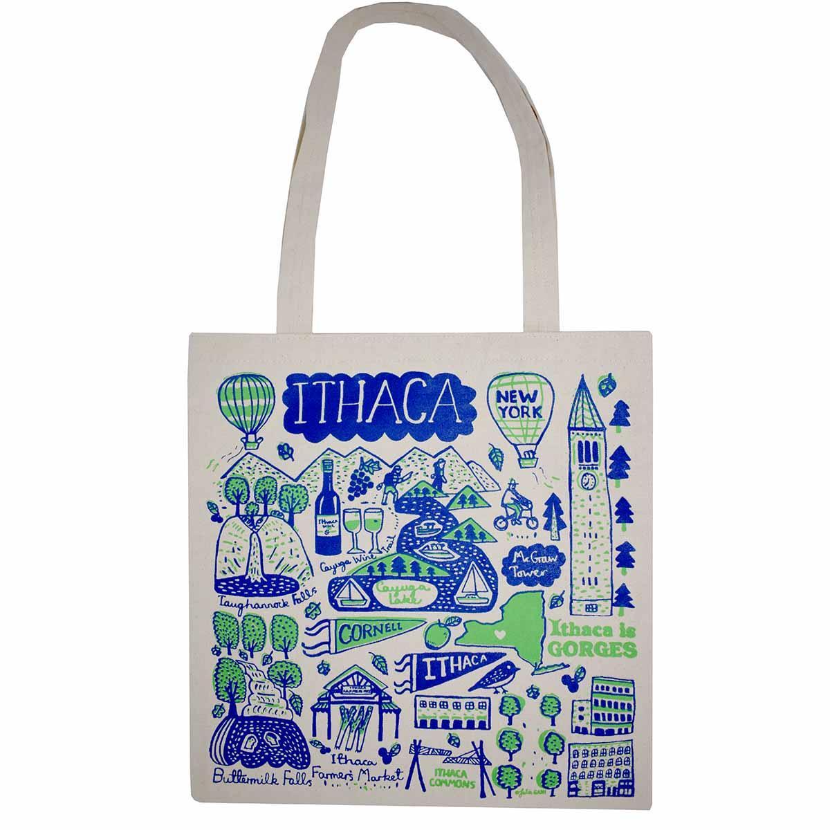 Julia Bag Gash Ithaca Tote Bag Julia Tote Ithaca Gash FJTK13lc