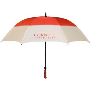 705501d74f3c Umbrella - Red And White Golf