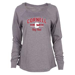 Women's Cornell University Scoop Ne