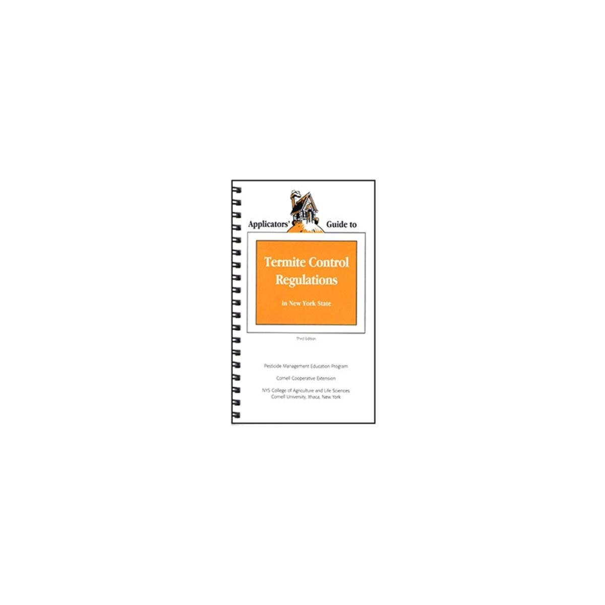 7cr  Termite Control Regulations