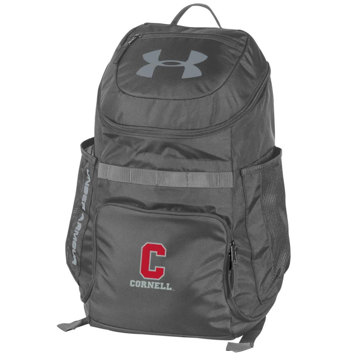 a182212bb4a Under Armour Backpack - Gray - Up To 15 Inch Laptop