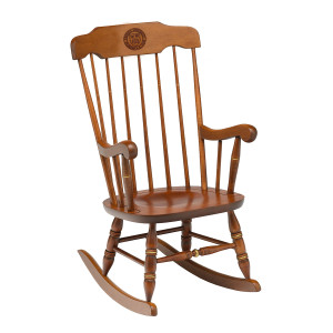 Awesome Boston All Cherry Wood Rocking Chair Gmtry Best Dining Table And Chair Ideas Images Gmtryco