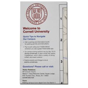 Cornell Campus Map