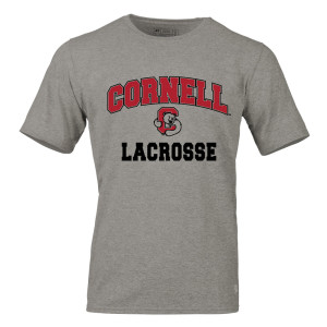 98fe583d0d0c57 Youth Tee Lacrosse - Gray