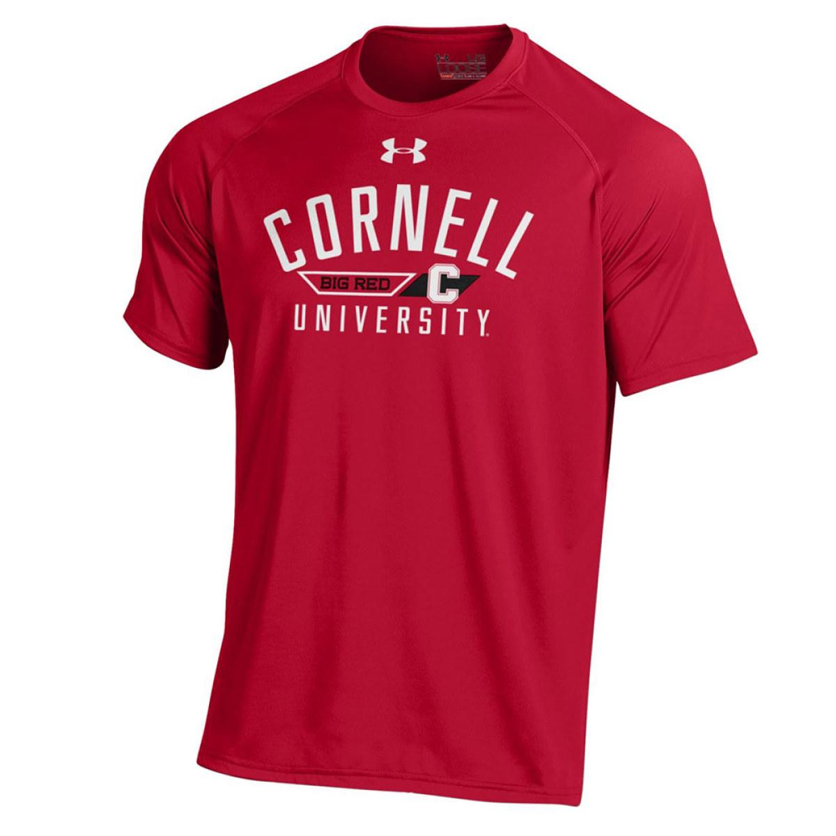 2867e4d9 Under Armour Tee Nu-tech Cornell Big Red