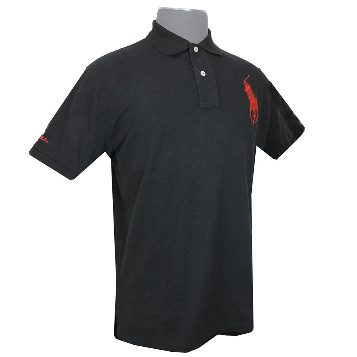 e4b21676f5c Ralph Lauren - Big Pony - Mesh Polo Shirt