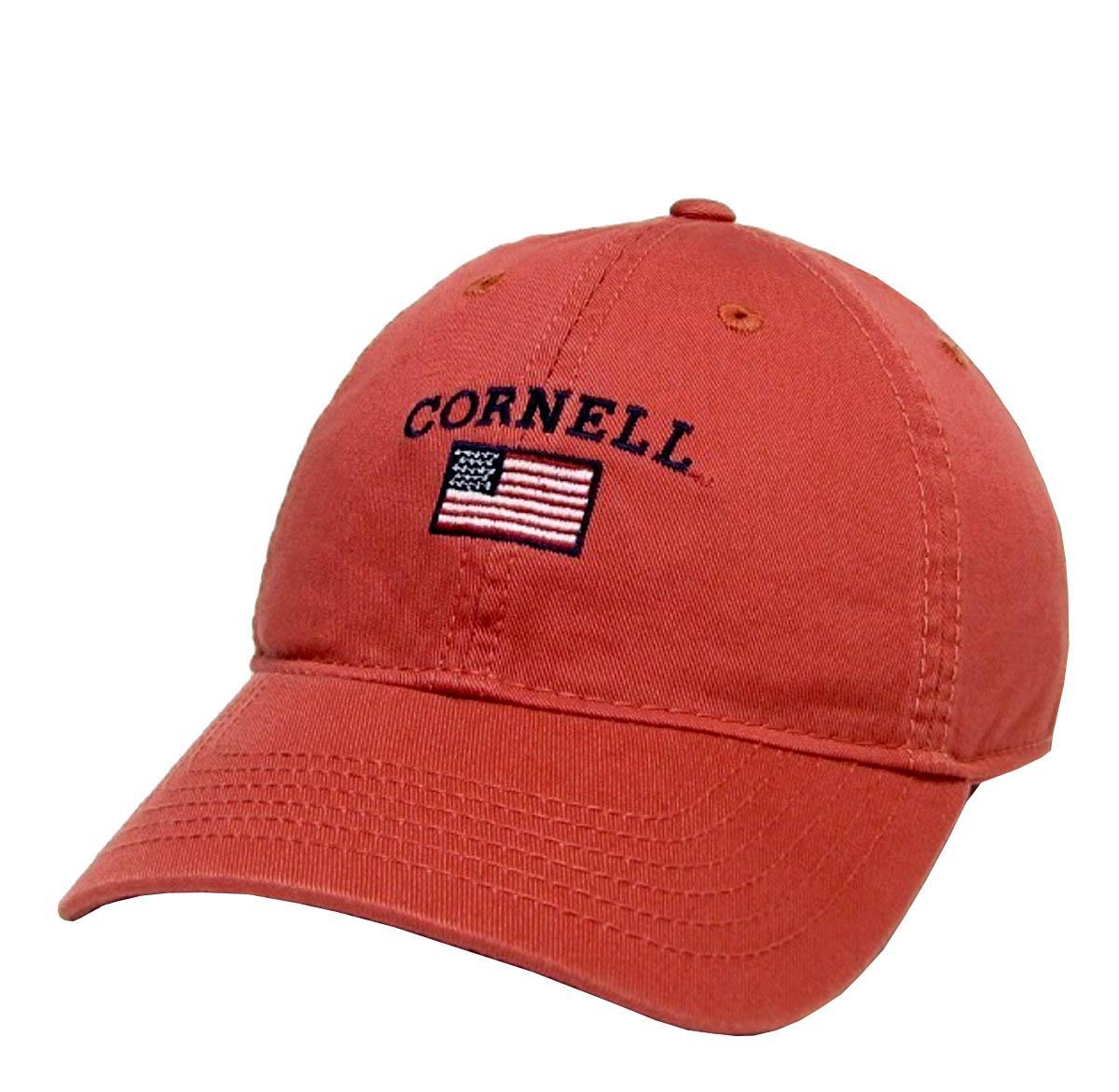 e585d8608d2 Classic cornell cap with flag jpg 1200x1171 Cornell hat