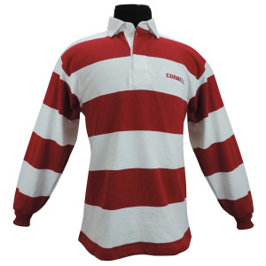 Striped Cornell Rugby Shirt